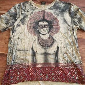 Indiana mens shirt